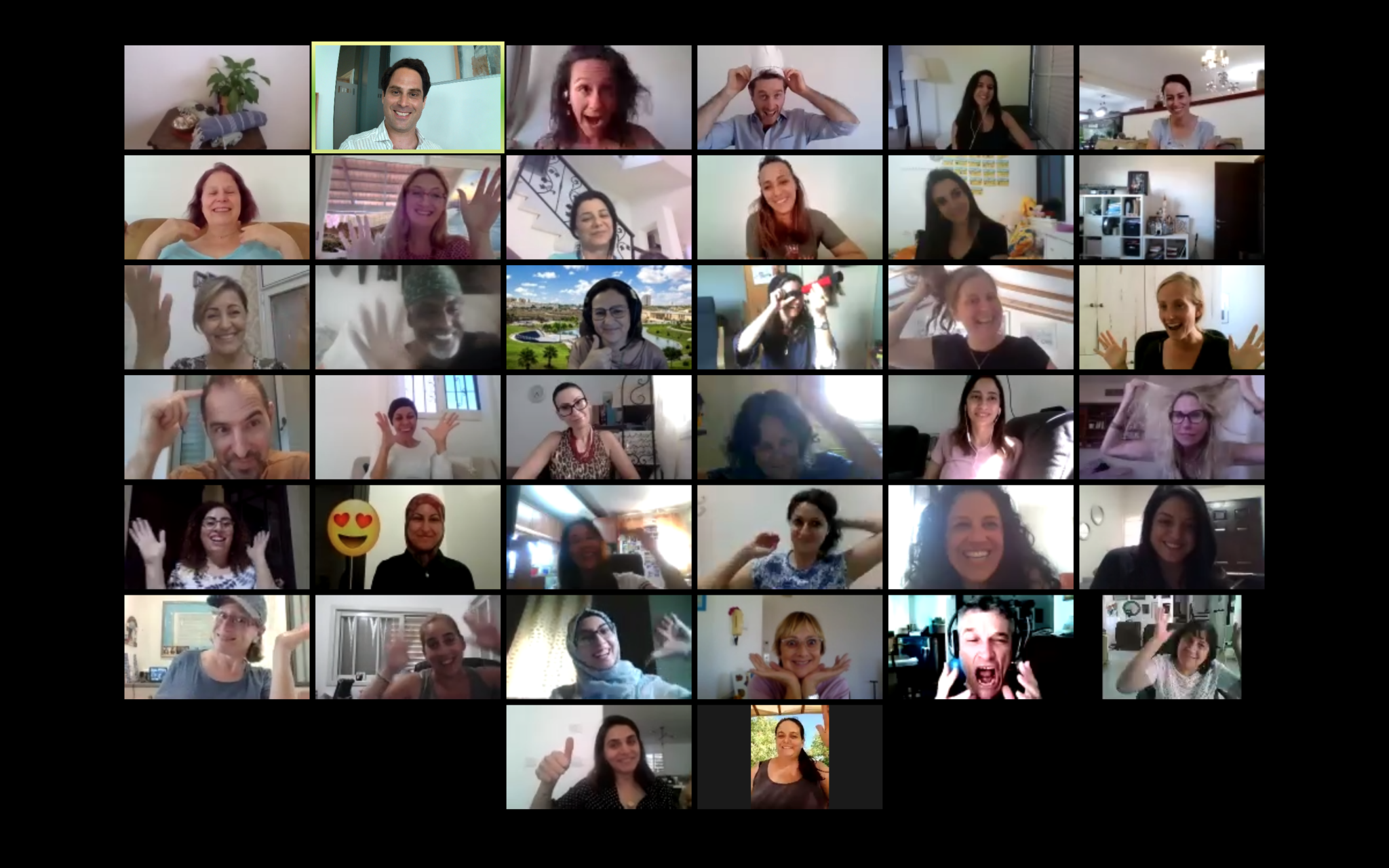 Negotiation Education Summer Institute 2020: 34 educators from around the country convene for intensive virtual program